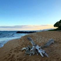 Beach at Wailua