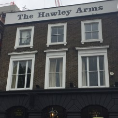 The Hawley Arms, Camden