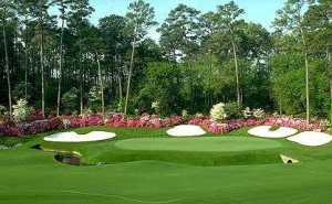The golfing world sees images like this every April, reminding us of what a golf course could be.