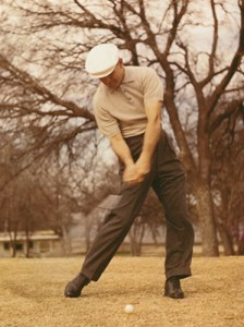 """Reverse every natural instinct and do the opposite of what you are inclined to do, and you will probably come very close to having a perfect golf swing."" - Ben Hogan.  Boy, did he ever have that one right?"