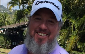 Nothing about Boo Weekley's beard isn't fun.