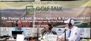 The least surprising thing about Chi Chi Rodriguez was that he was just as comfortable in front of a crowd and microphone as he was with one or two other people.