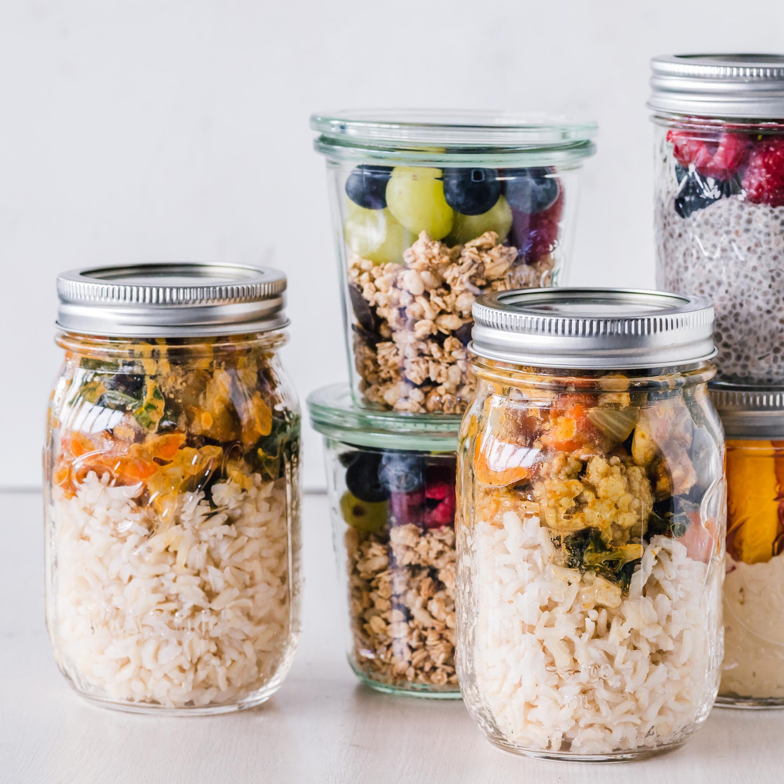 Tips for Reducing Meal Prep Waste