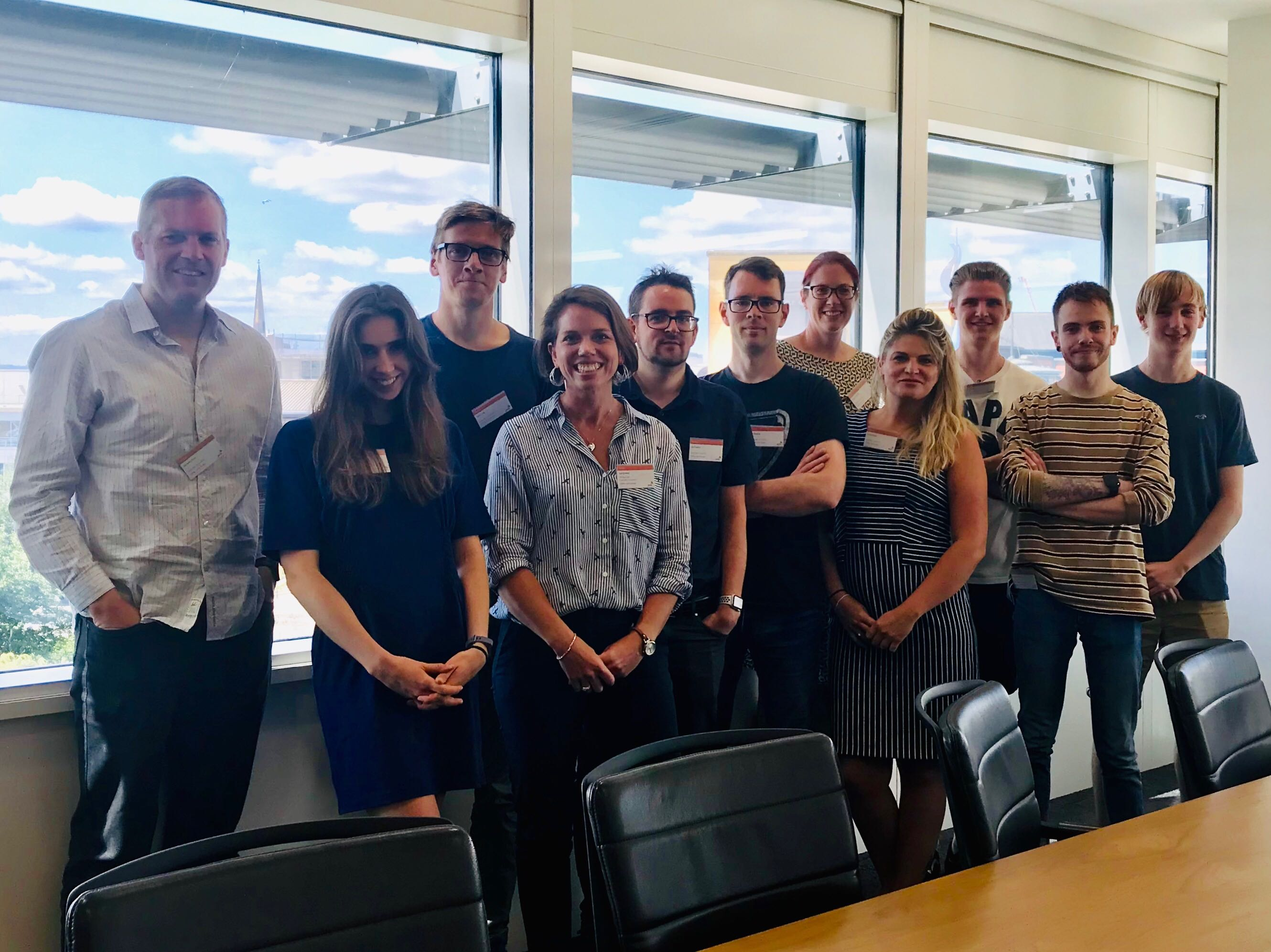 The OBC Team as of August 2019!