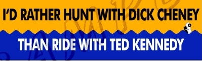 Teddy Bumper Sticker