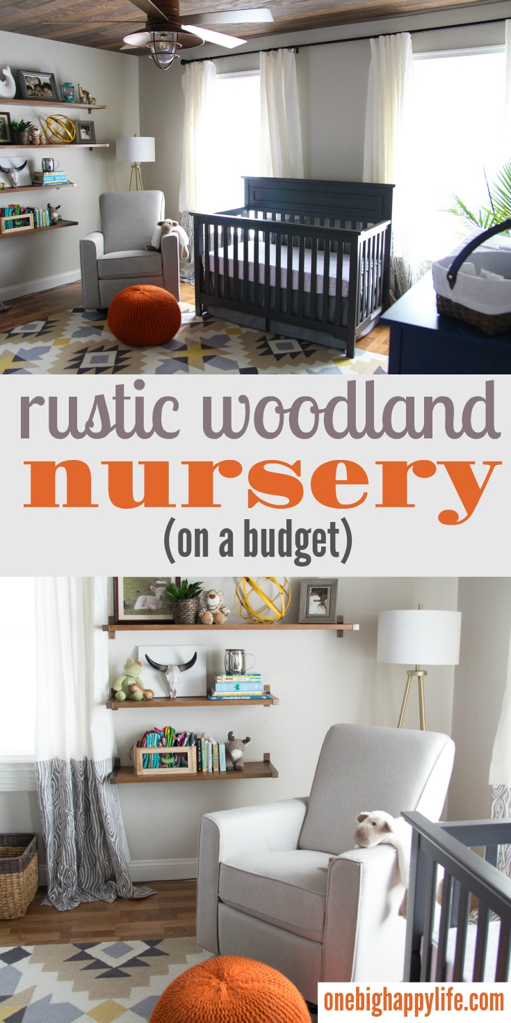Woodland Nursery Decor A Rustic Retreat For A Baby Boy