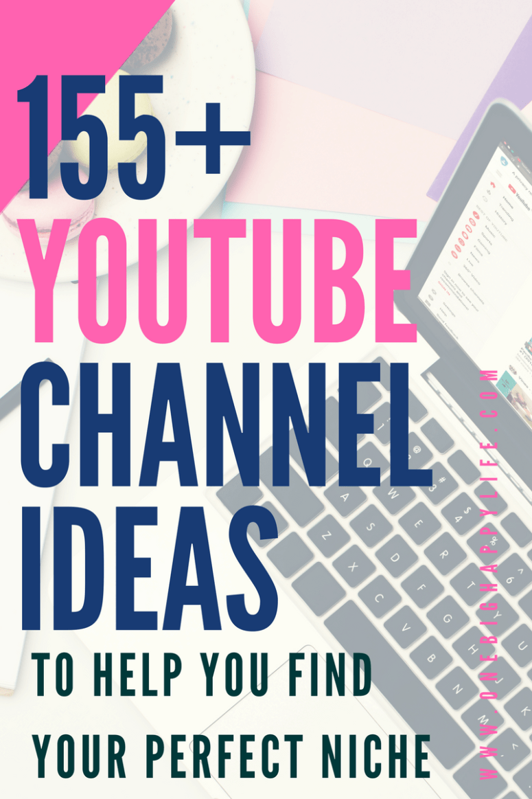 5 Tips for Finding the Perfect Youtube Channel Idea - One