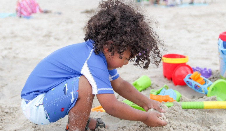 Family Fun Day At the Beach – Assateague State Park
