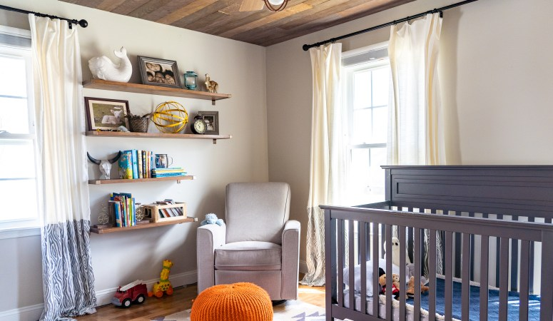 Transitioning to a Toddler Bed With A Little Parental Peace of Mind