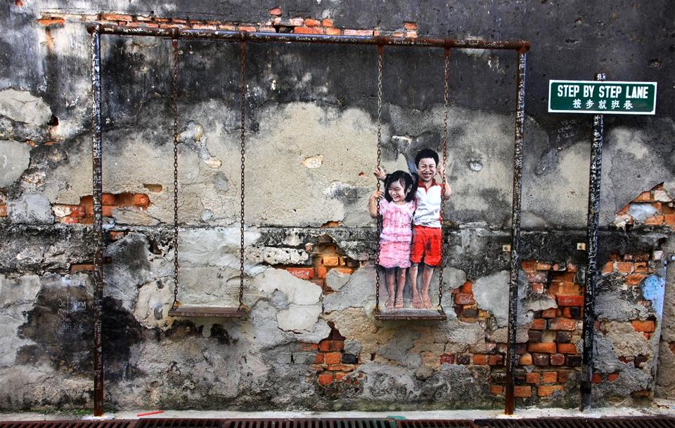 street art in malaysia
