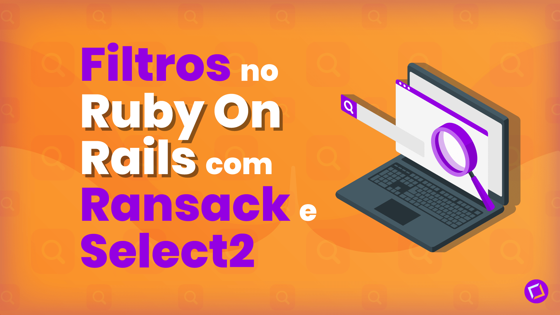 Ruby On Rails ransack e select2