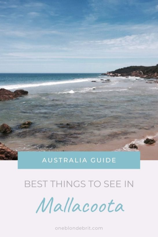 Best Places in Mallacoota Pin