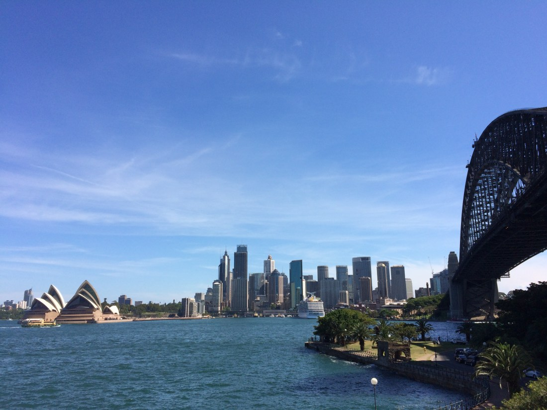 Views in Sydney, Australia