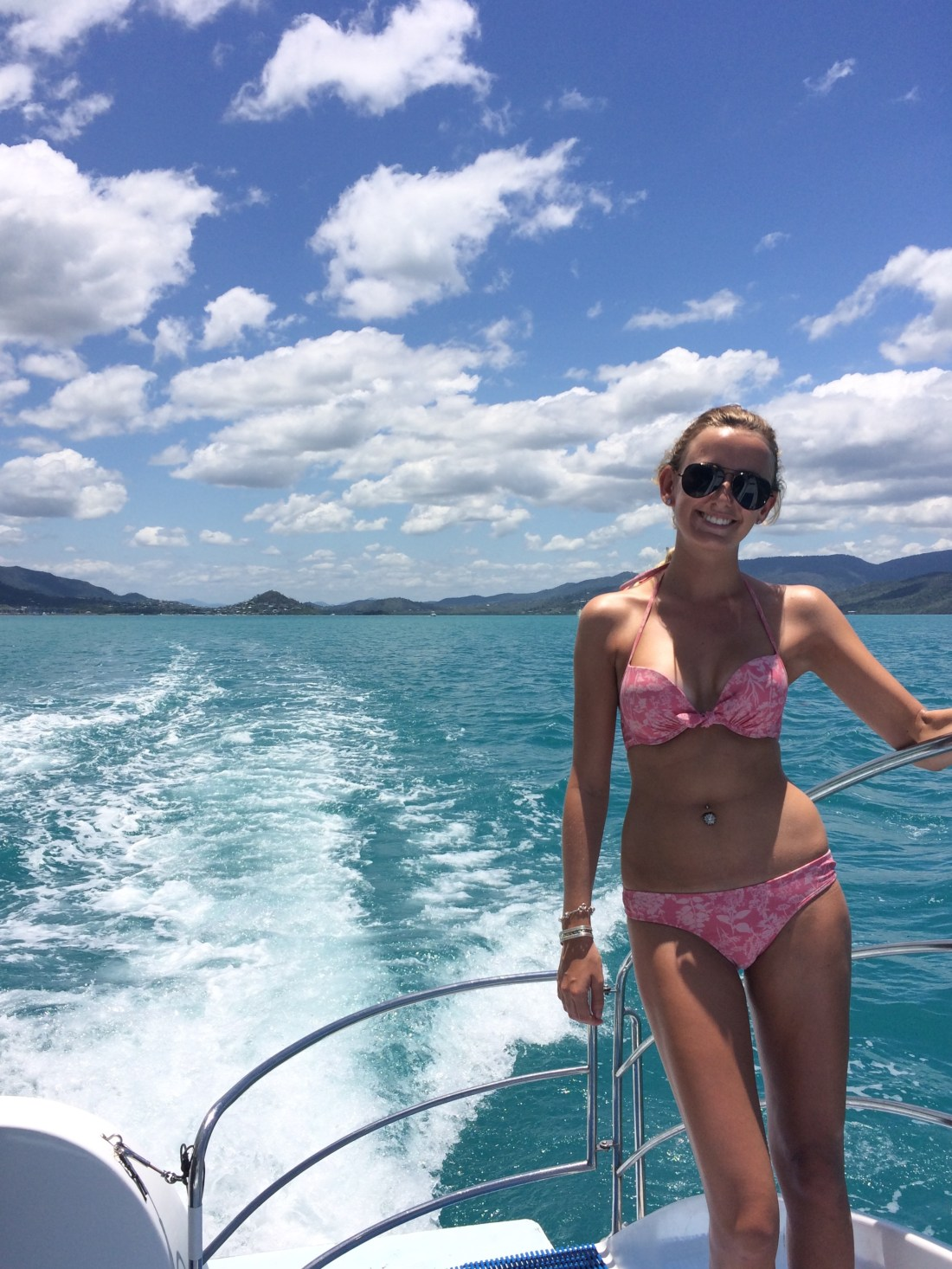 Whitsundays Sailing Adventure, Australia