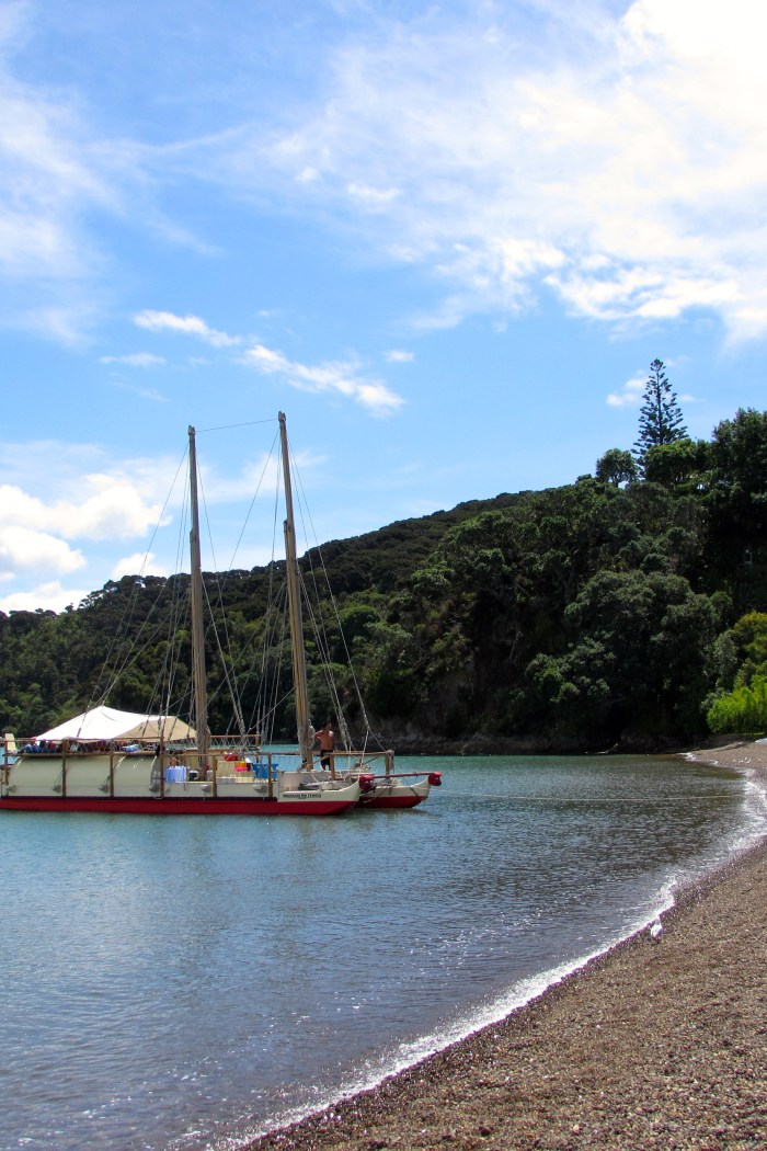 Visiting Paihia and Russell, The Bay Of Islands