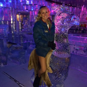 Ice Bar Auckland, New Zealand