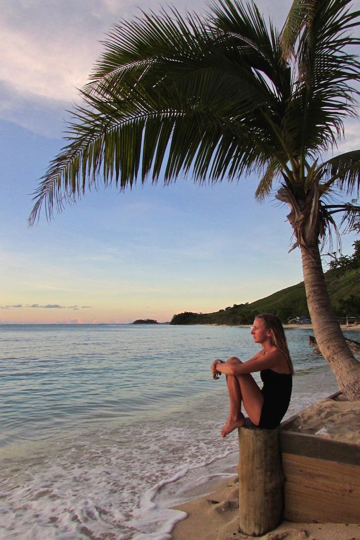 Escape to: Blue Lagoon Beach Resort in Fiji