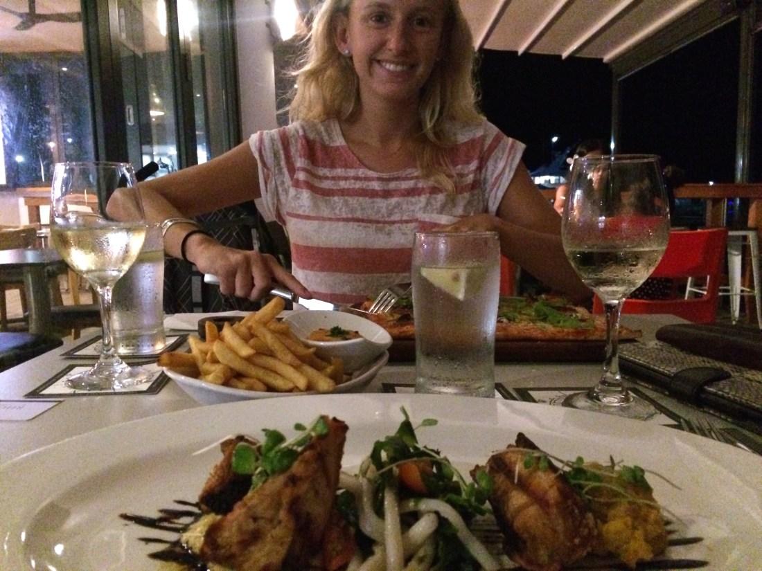 Dining RhumBa Fiji