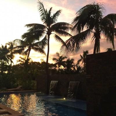 The Palms Denerau Fiji Sunset