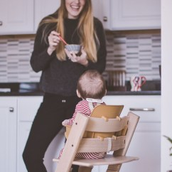 Stokke High Chair Repair Sling Lawn Chairs Tripp Trapp - Starting Solids One Brass Fox