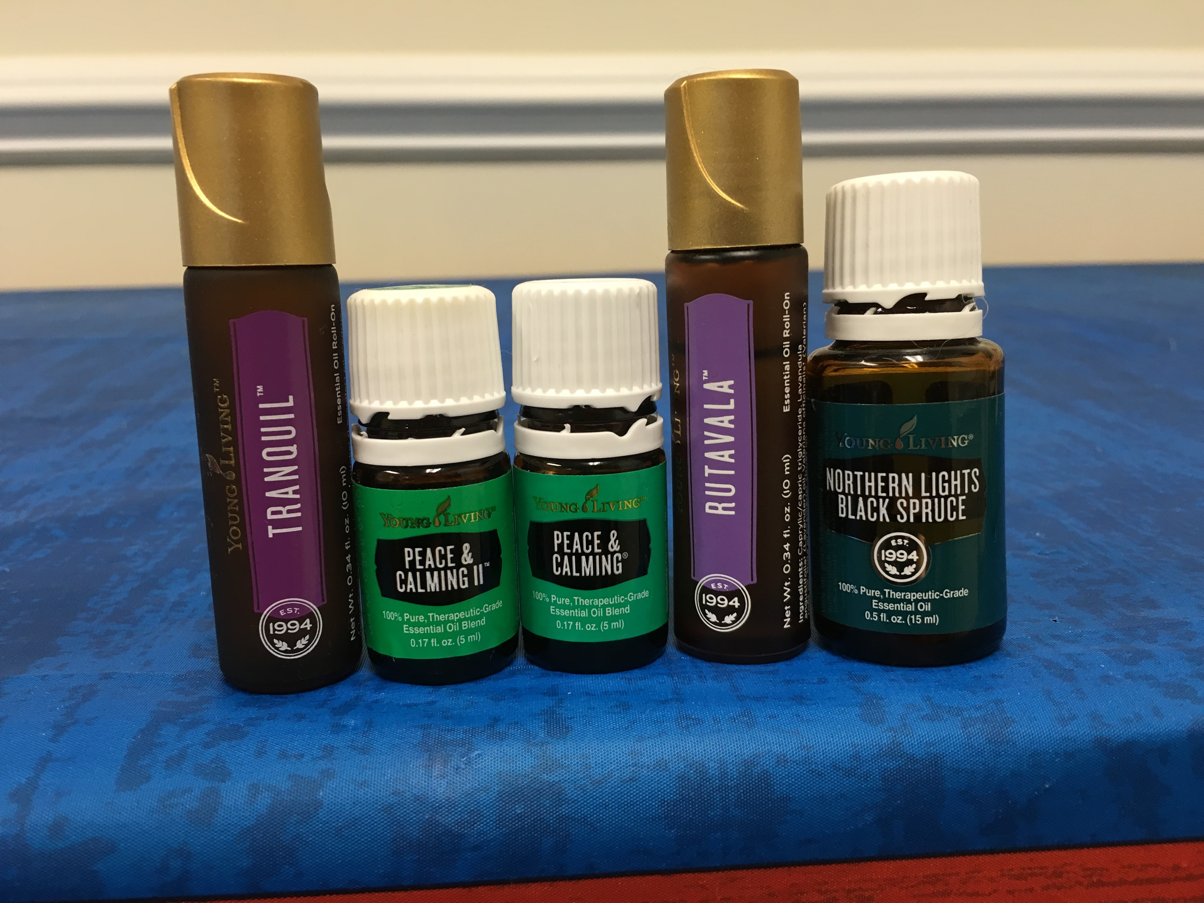 Sleep Oils - Back to School In Person Class