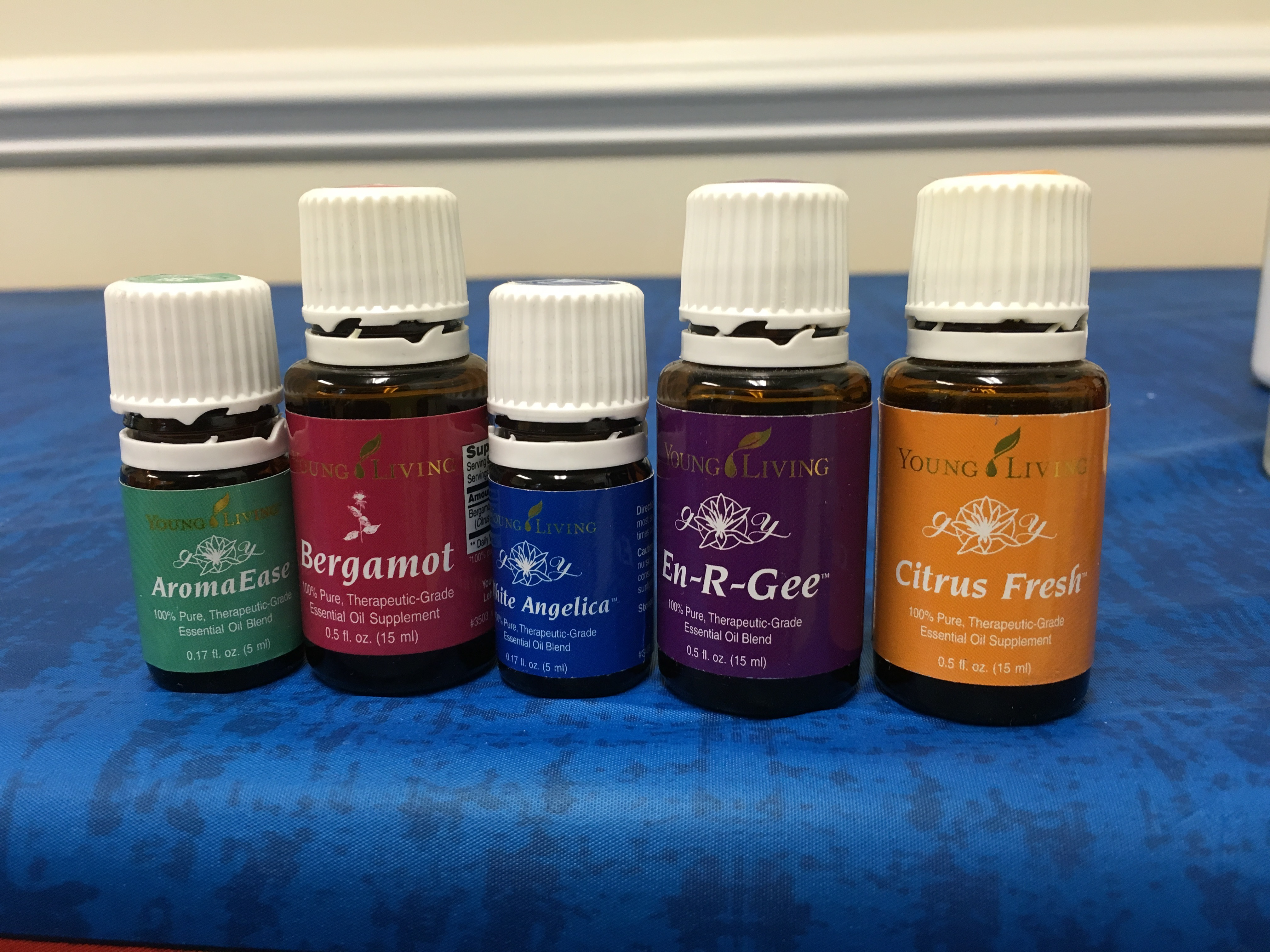 Boosting Oils - Back to School In Person Class