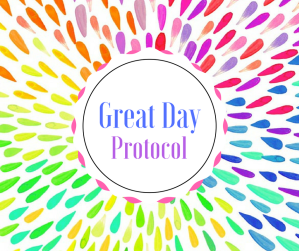 Gary Young's Great Day Protocol