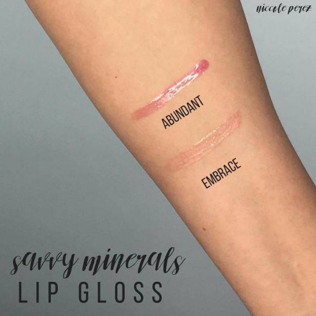 Lip Gloss Arm