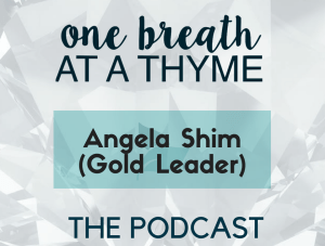 Gold Leader Angela Shim Interview (#07)