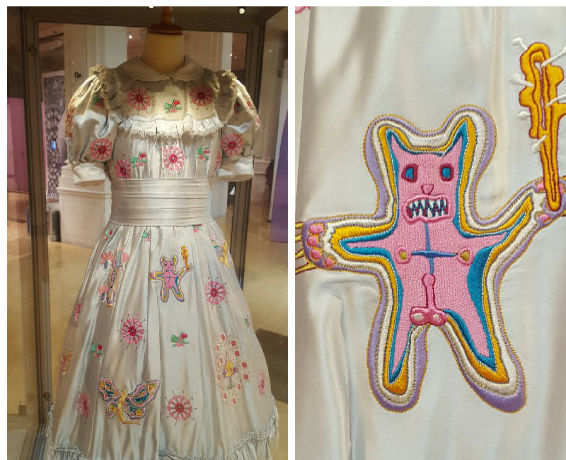 grayson perry coming out dress