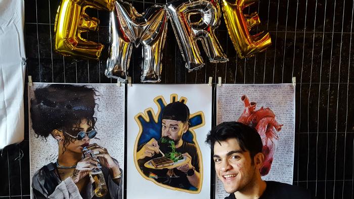 Digbeth Arts Market Live Art at Digbeth Dining Club