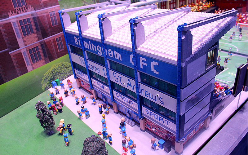 Lego Birmingham City Stadium