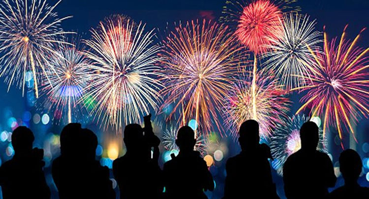 Burleson Fireworks