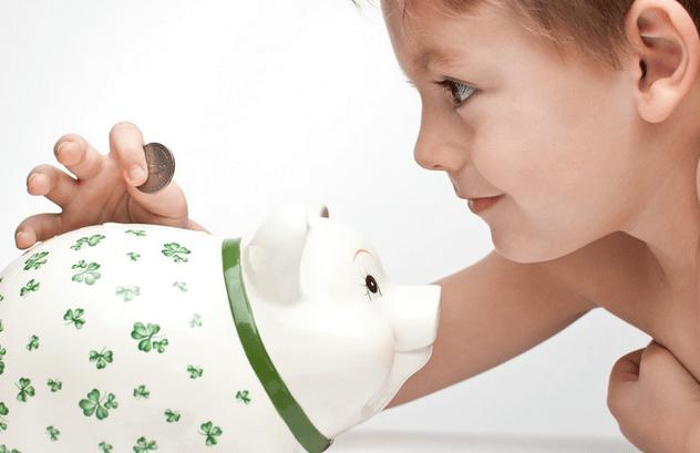 Investment Saving child beginers