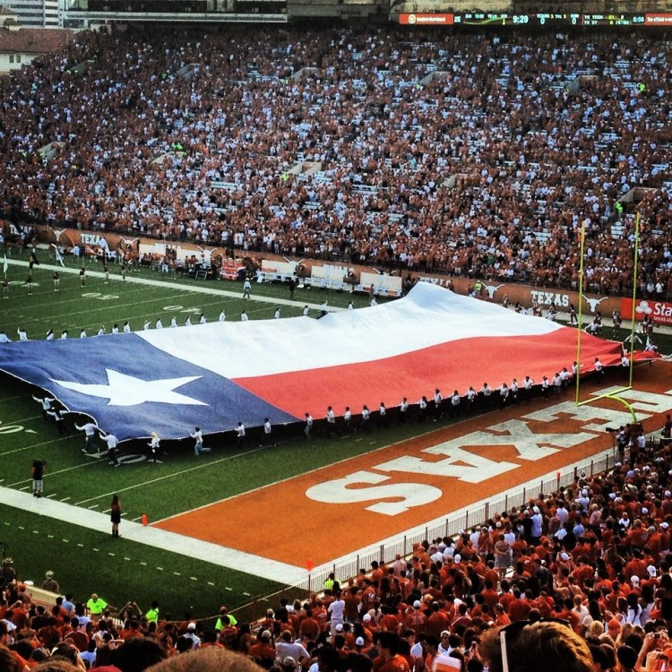 things you'll miss about texas - longhorns football