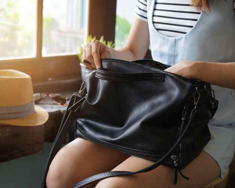 Carry On Essential for International Flight - bag