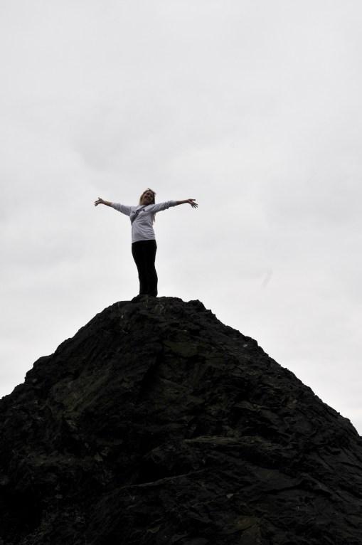 Climbing First Beach | One Chel of an Adventure