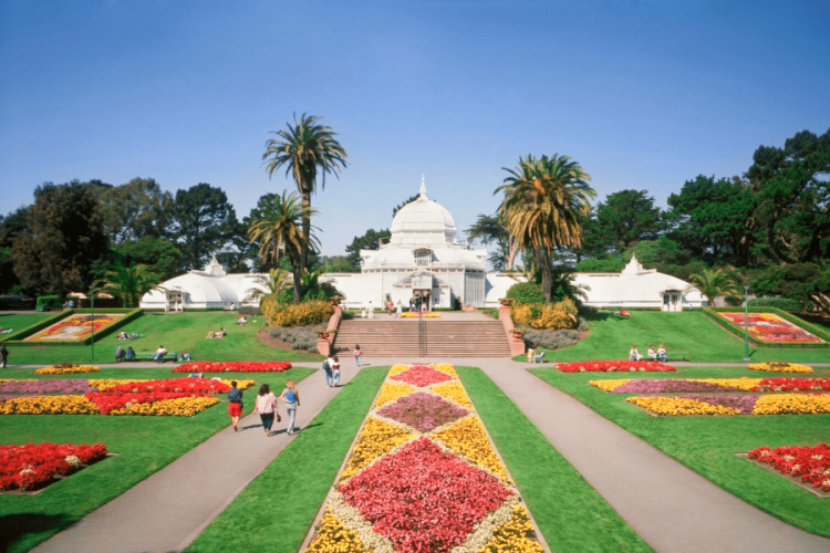 San Francisco's Conservatory of Flowers