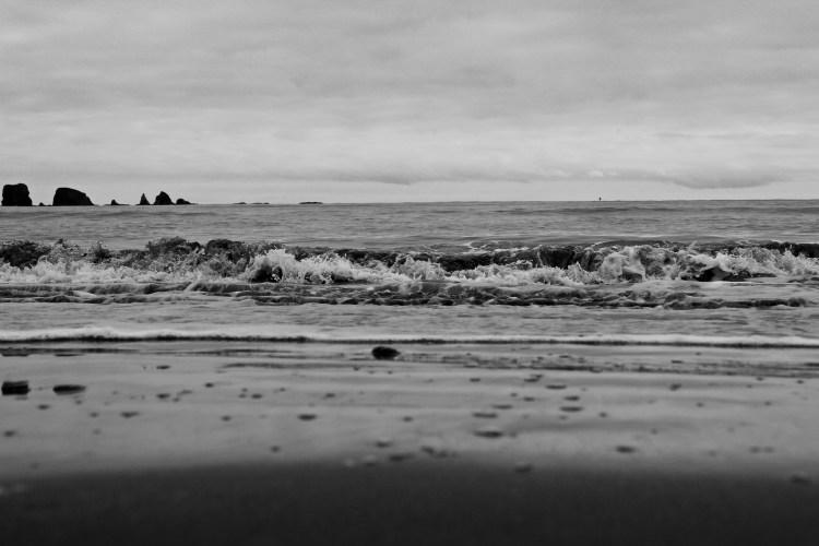 Pacific Ocean First Beach | One Chel of an Adventure