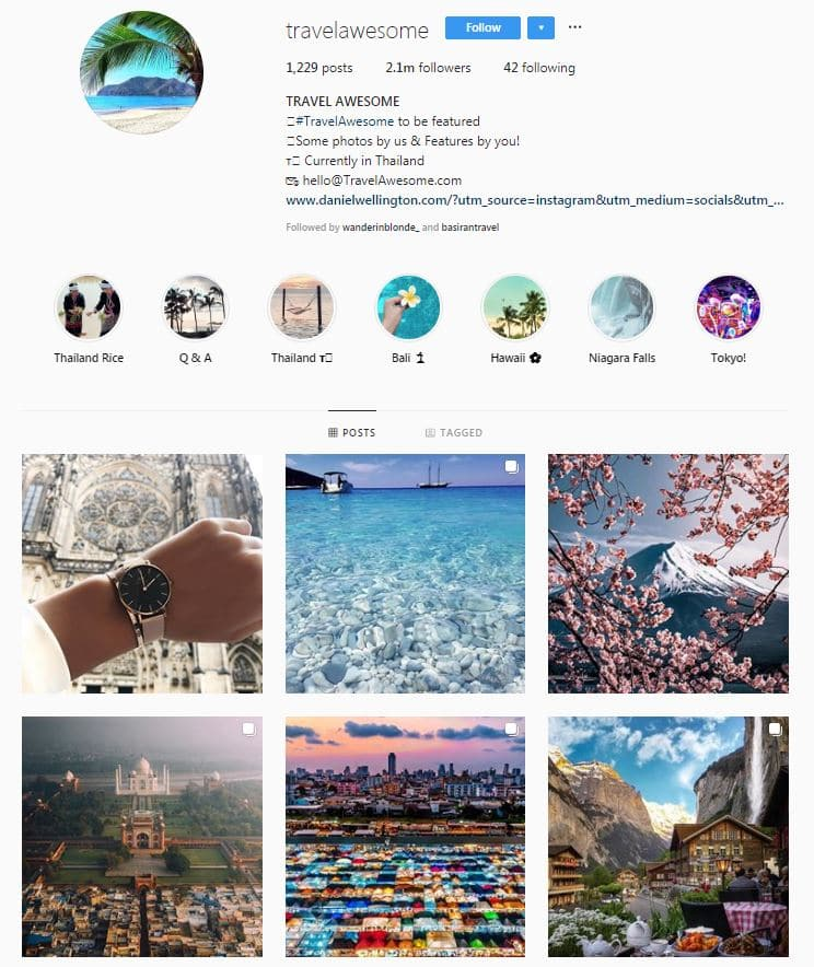 Instagram Accounts That Feature Travel photos-4