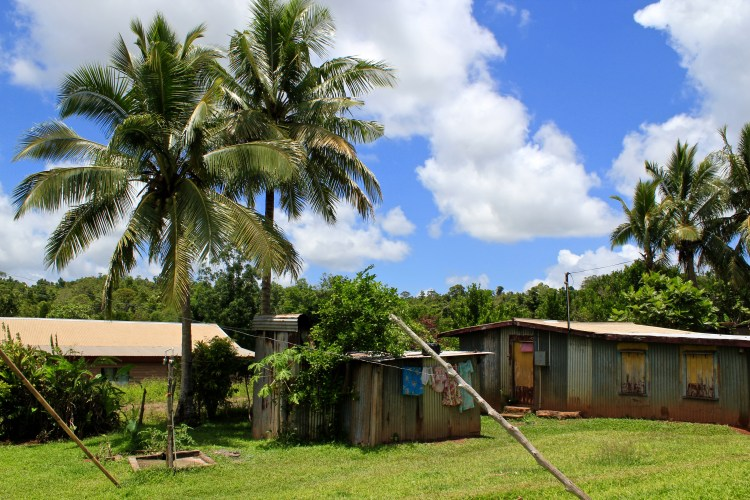 Mistakes I Made in Fiji: Traditional Fiji Village