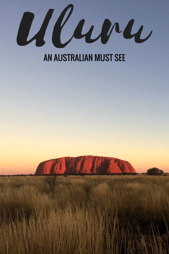 Uluru: An Australian Must See