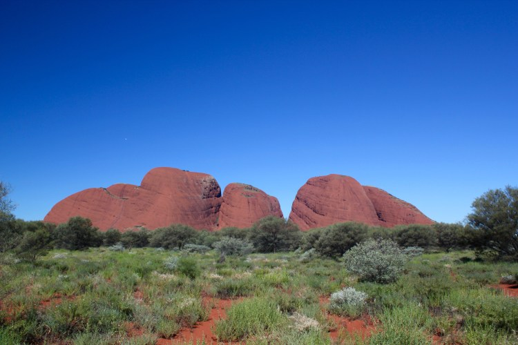Kata Tjuta on Uluru to Kings Canyon 3 day tour