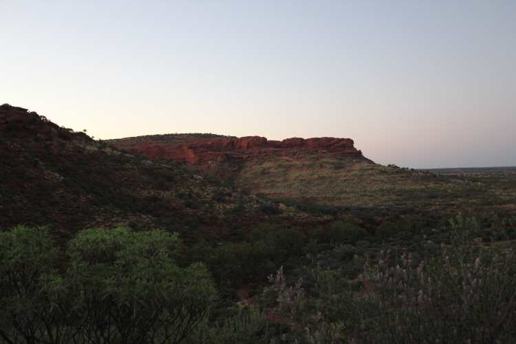 Kings canyon on 3 day tour