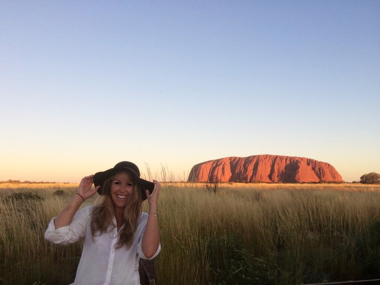 Seeing Uluru on a Tour