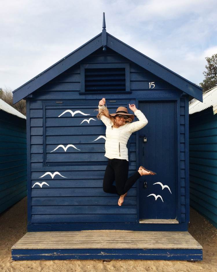 48 Hours in Melbourne: Brighton Beach Boxes