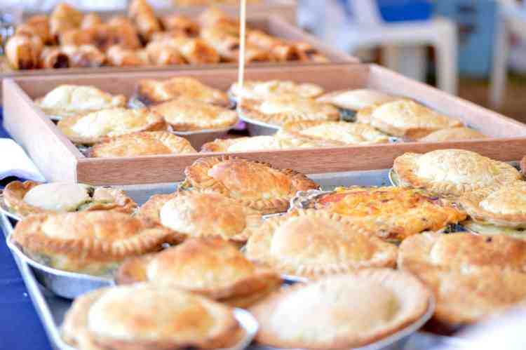 Things NOT to Miss on New Zealand's South Island - eat a savory pie