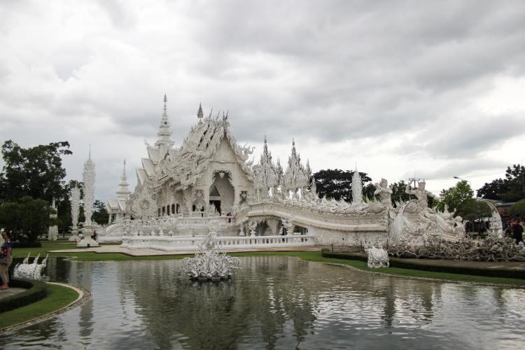 White Temple Chiang Mai - Wat Rong Khun