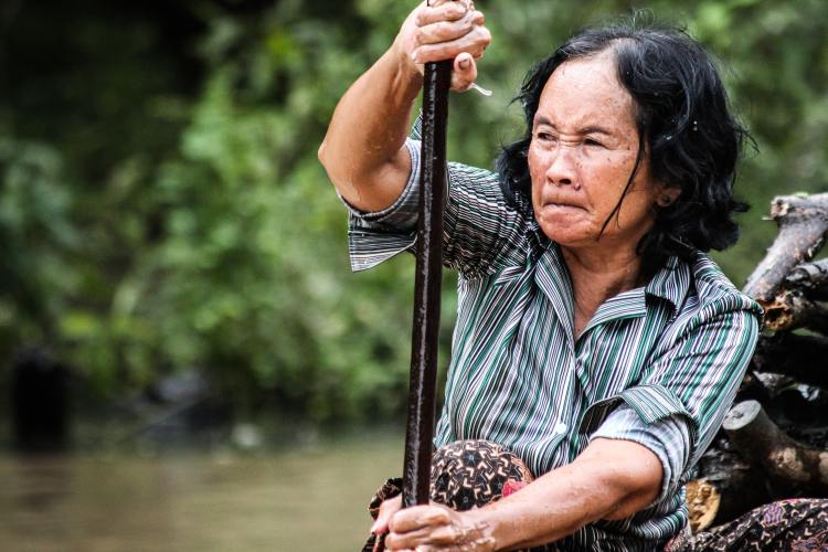 The People of Southeast Asia: Portraits from Thailand, Laos, Vietnam, and Cambodia