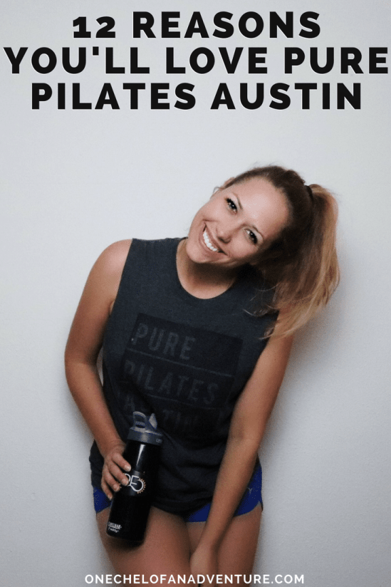 12 Reasons You'll Love Pure Pilates Austin